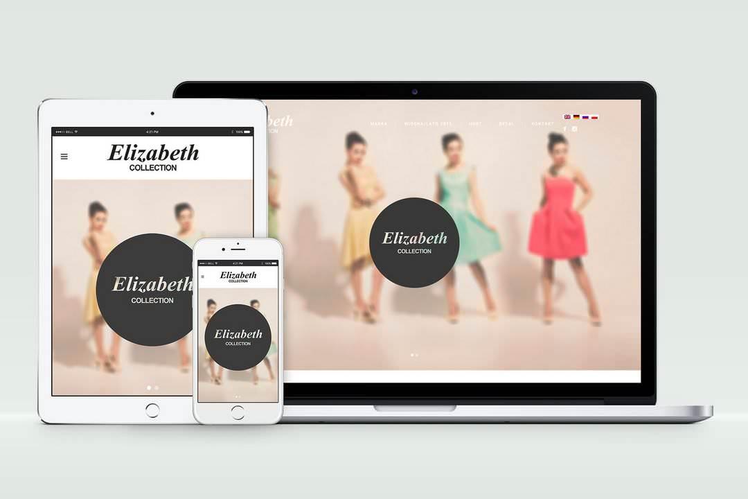 elizabeth-collectio website